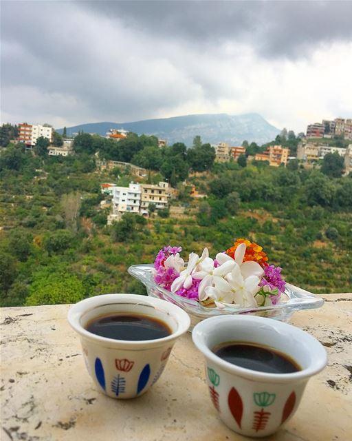 بغيتك نصفي الثاني لقيتك كلي الباقي.... ramramcoffee turkishcoffee ... (North Governorate)