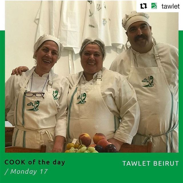 Get a taste of dishes from all regions of Lebanon at TawletBeirut this...