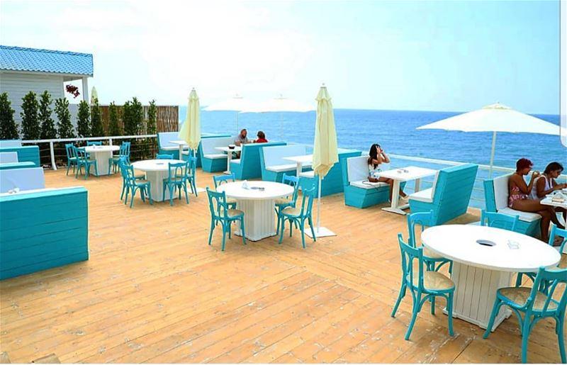 batroun restaurants البترون_سفرة @samakatileb foodinlebanon foodlover... (La Taiga resort)