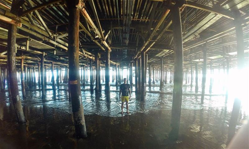 ....... livetotravel travelphotography californiaadventure gopro... (Santa Monica, California)