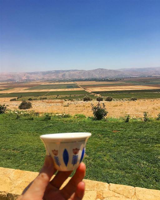 ليس في الحب مسافات ، فالمتحابان مجتمعان دائماً في فكرة وان كان احدهما في ال (`Ammiq, Béqaa, Lebanon)