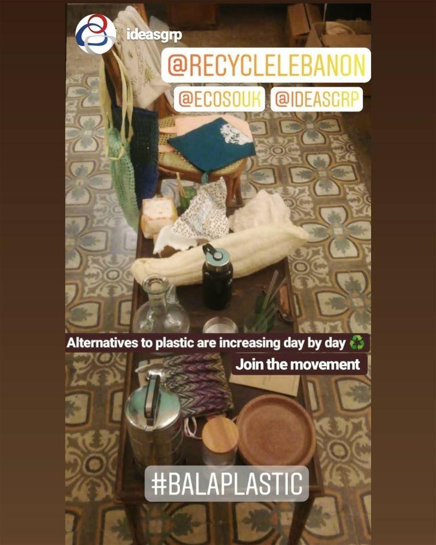 Celebrating baladialternatives in a global waste crisis ! Day 2 training... (Al Falamanki Sodeco)