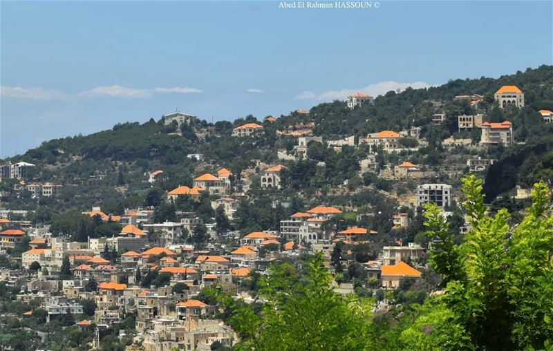 Good morning from Beiteddine......... elchouf beiteddine بيت_ا (Beiteddine)