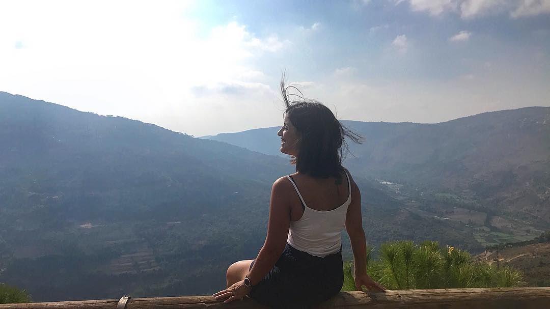 A Dreamer and a Dancer in the wind 🍃🌼🇱🇧•••• mountlebanon ... (Mount Lebanon)