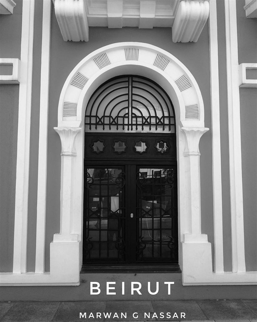 """Architecture is a visual Art and the buildings speak for themselves..""""Juli (Downtown Beirut)"""
