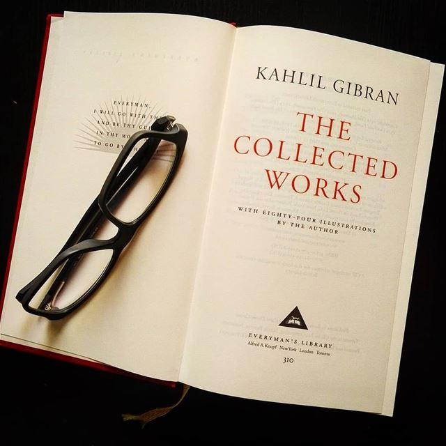 lebanon book lebanese author kahlilgibran bookstagram instabook ... (Qurnayil, Mont-Liban, Lebanon)