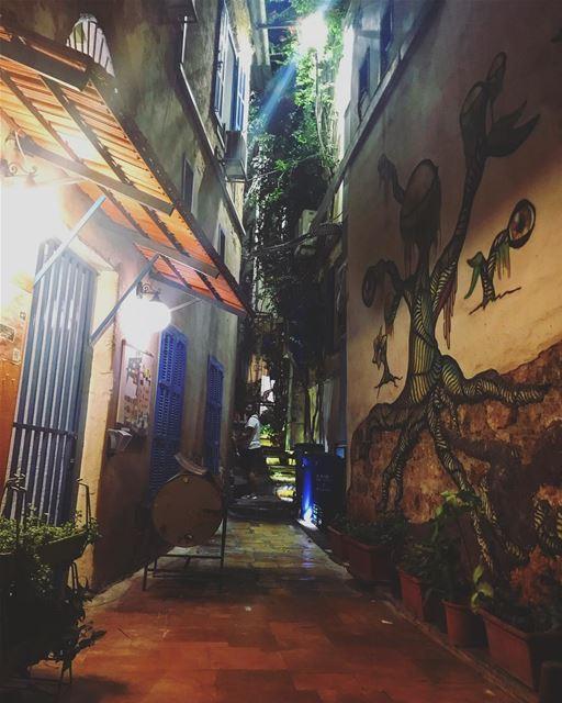 •roots• .. lebanon beirut gemmayze travelbreak travelcommunity ... (Beirut, Lebanon)