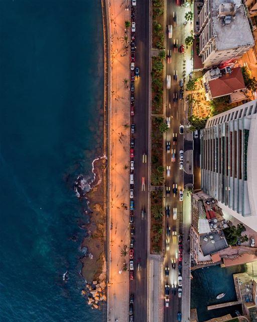Hello Beirut 👀... beirut lebanon dji drones quadcopter aerial ... (Ain El Mraysi)