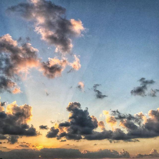lebanon sunset sunset_vision sunset_madness sunset_pics ... (Biâqoûte, Mont-Liban, Lebanon)