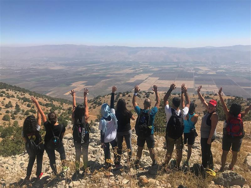 Because in the end, you won't remember the time you spent working in an... (Bekaa Valley)