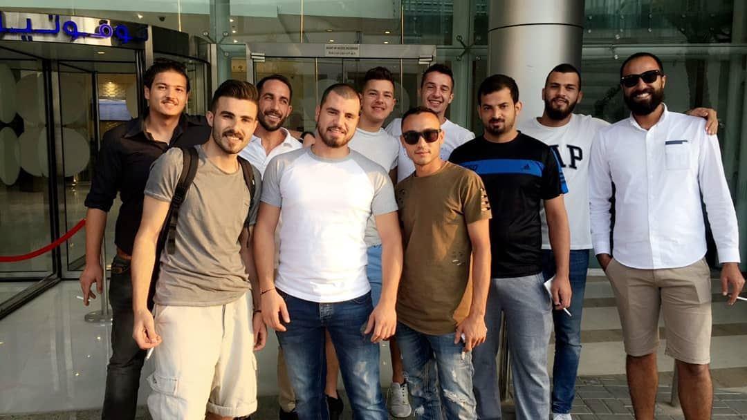 Last moments For SKYLINE TEAM @ Saudi ArabiaYou did a great job💪👍Have... (Novotel Riyadh Al Anoud)