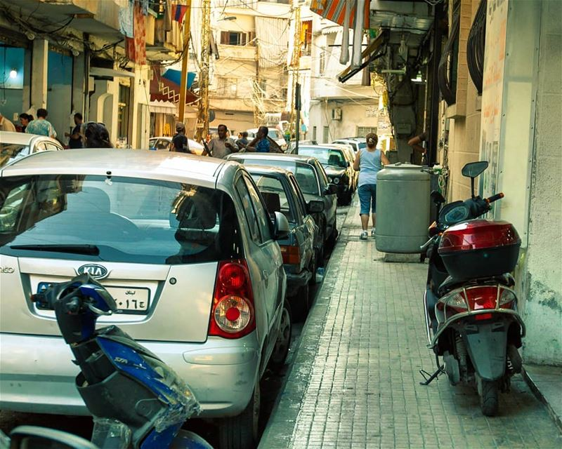the streets of Beirut...................................... germanvision... (Beirut, Lebanon)