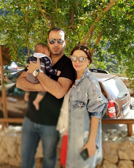 family  dayout  babyilai  him  lovethem  ehden  lebanon  fun  photography...