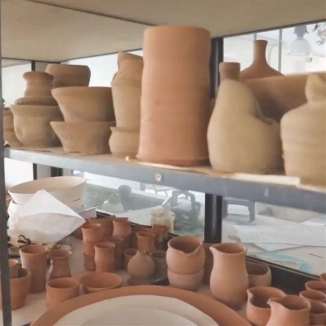 Bkerzay fête la poterie ce week-end ! fetedespotiers fetedespotiers2018... (Bkerzay)