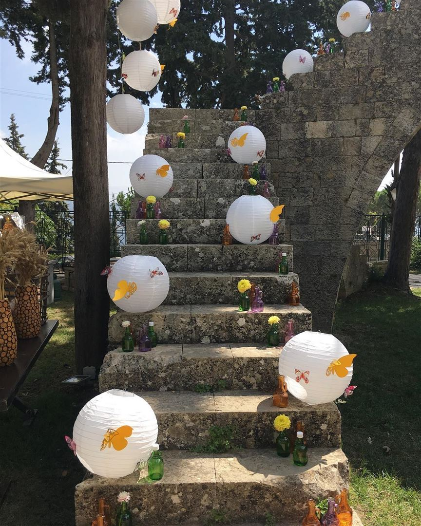Stairway to heaven 🦋🌸✨⠀⠀⠀⠀ ⠀⠀⠀⠀⠀⠀⠀⠀⠀⠀⠀⠀⠀⠀⠀⠀⠀⠀⠀⠀⠀⠀⠀⠀⠀⠀⠀⠀⠀⠀⠀⠀... (Dayr Al Qamar, Mont-Liban, Lebanon)