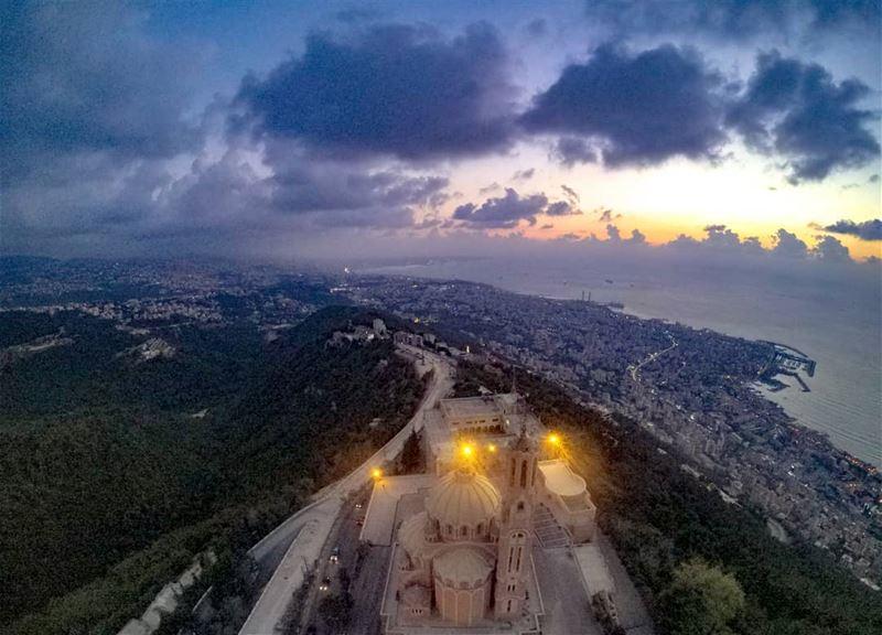 🇱🇧📷 lebanon🇱🇧 lebanon_hdr insta_lebanon Gopro hero5black hero5 ... (Harisa, Mont-Liban, Lebanon)