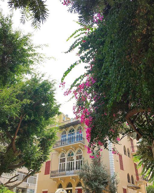 Ashrafieh district • Beirut 🇱🇧..... beautifullebanon ... (Beirut, Lebanon)