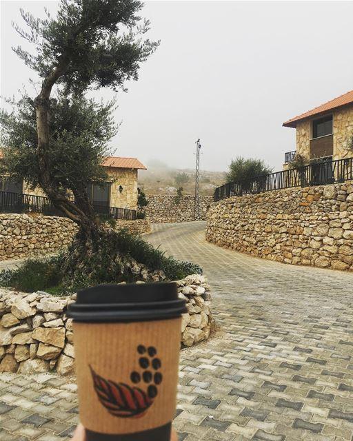 وتجي ع بالي و تحلي مزاجي... ramramcoffee turkishcoffee kahve ... (El Mroûj, Mont-Liban, Lebanon)