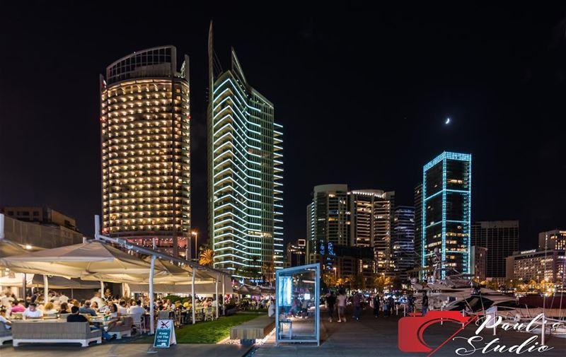 beirut beirutnightlife ... (Beirut Marina)