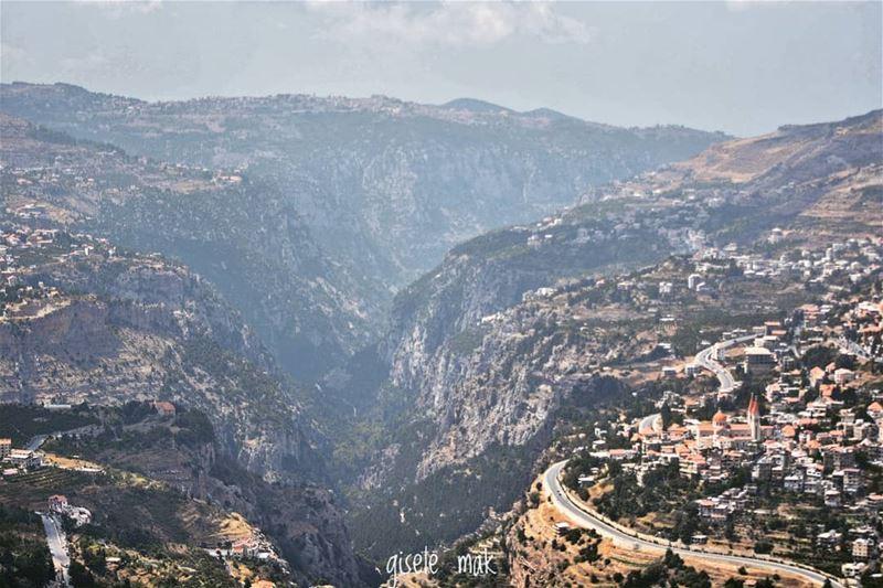 Beyond limits. landscape landscapephotography mountains photography ... (Lebanon)