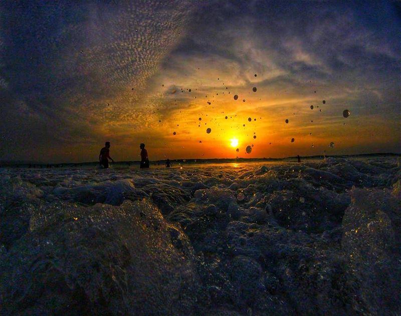 Hasta La Vista Sun 🌞......... lebanoninstagram hdrphotography ... (Tyre, Lebanon)