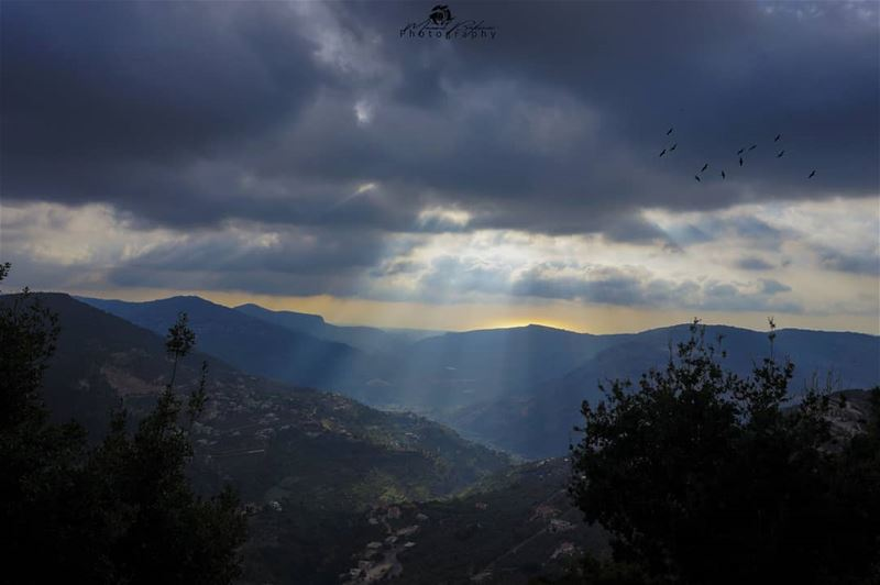 Every sunset brings the promise of a new.• • • chouf shoufreserve ...
