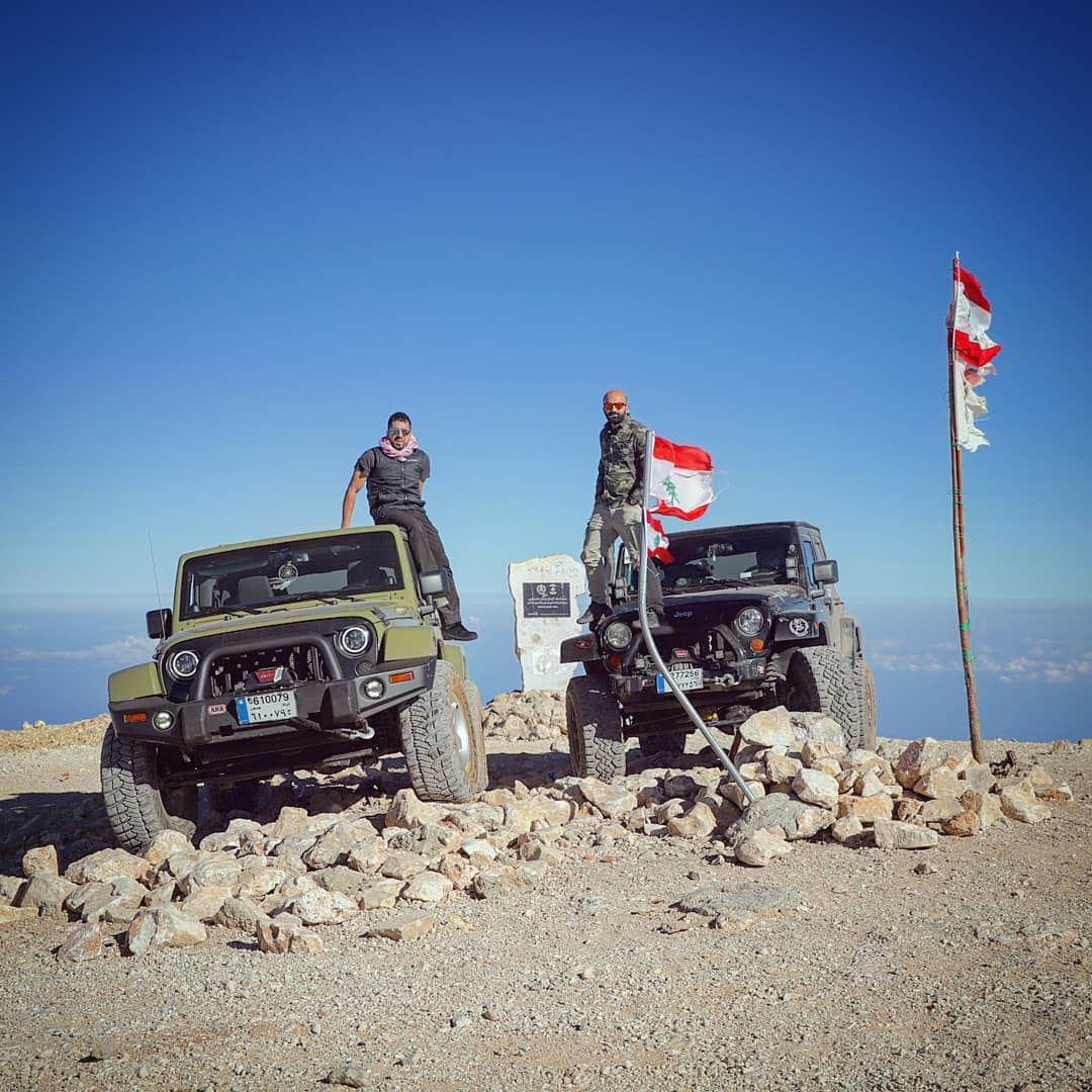 Real friendship takes you through the hardest climbs, longest trails but... (القرنة السودة)