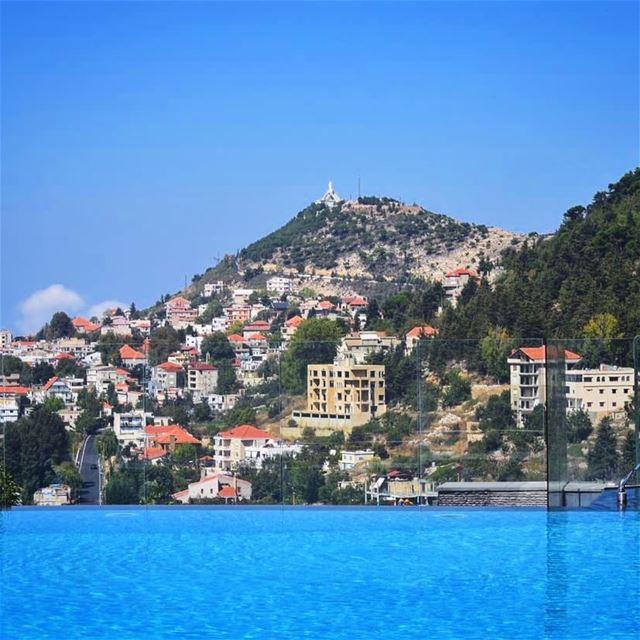 عرين لبنان .... اهدن ehden lebanon🇱🇧 lebanon livelovelebanon ... (MIST Hotel & Spa)