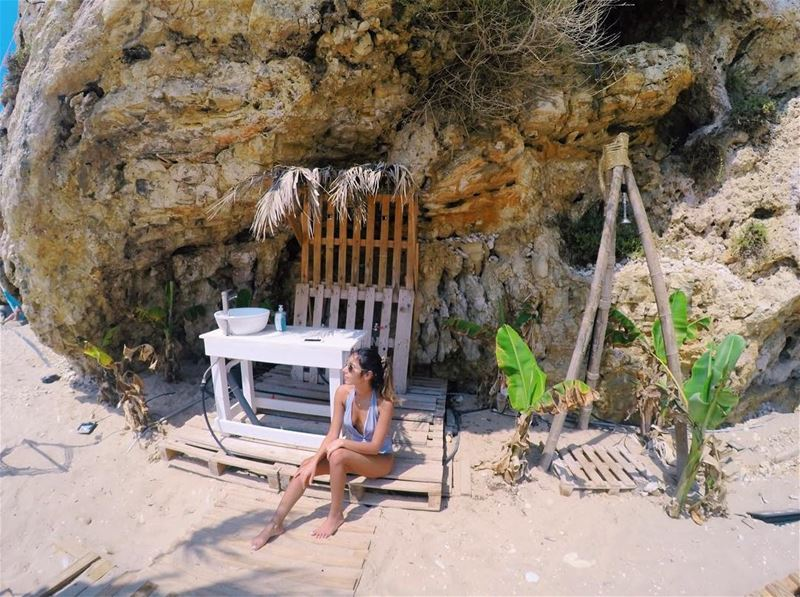 M y O w n W o n d e r l a n d 🦄 HappyPlace BeachLife Wanderlust ... (Nomad Beach Club)
