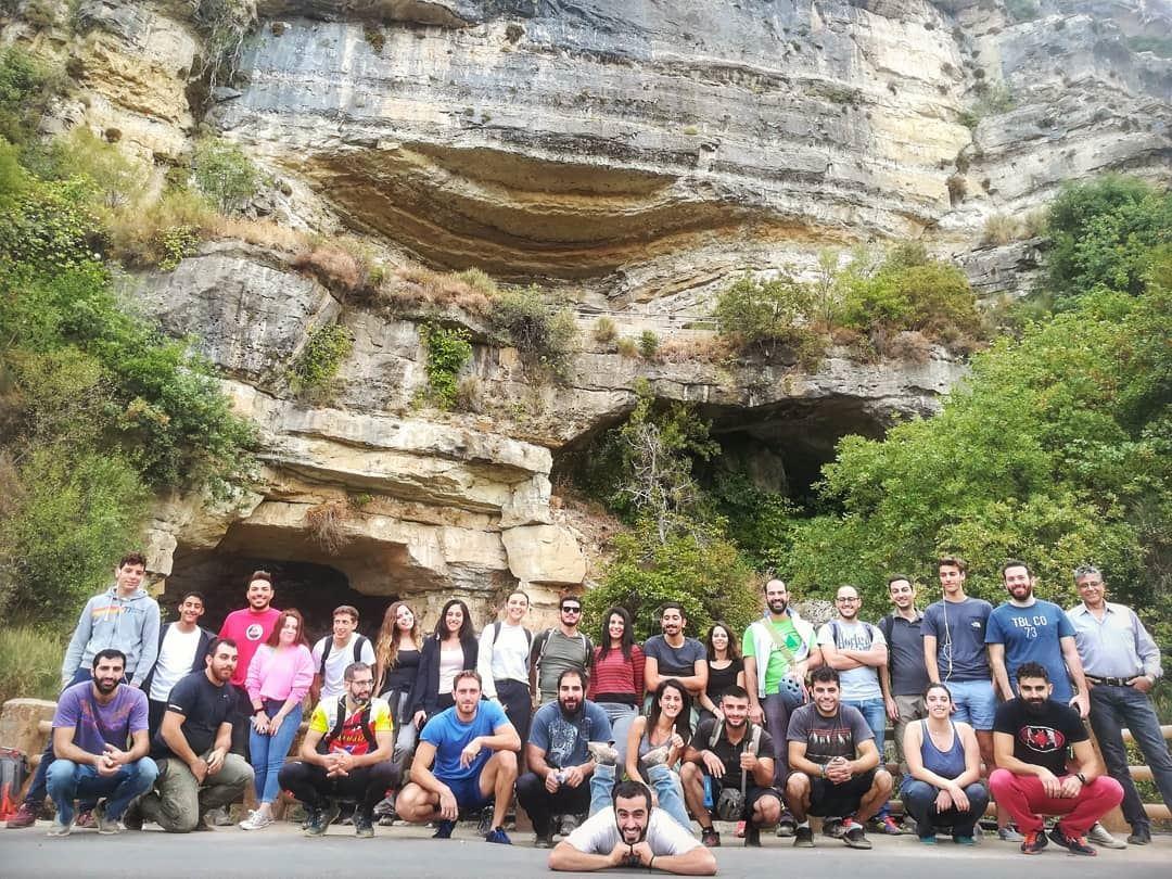 We took it underground - Into The Void ... (Akoura, Mont-Liban, Lebanon)