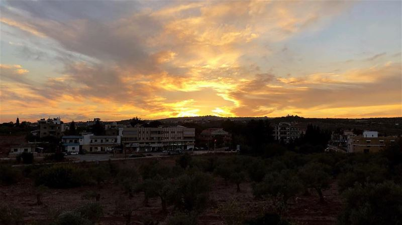 sunset sunrise nature instagood instapic instasummer instafollow ... (Koura)