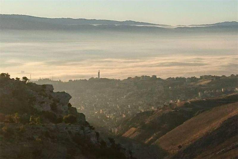 New day New blessing Morning igers 🌞------------------------------------ (Zahlé, Lebanon)