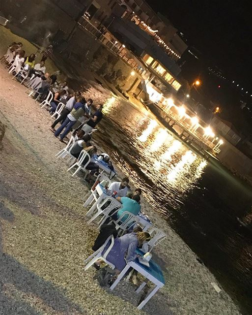 Saturday Night 😍 lebanon  batroun  bahsa  raysbatroun  restaurant ... (RAY's Batroun)