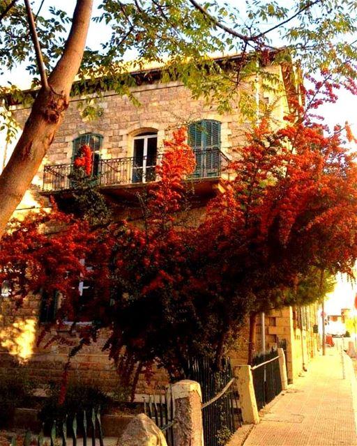 nostalgia oldhouse lebanonhouses traditionalarchitecture ... (Zahlé, Lebanon)