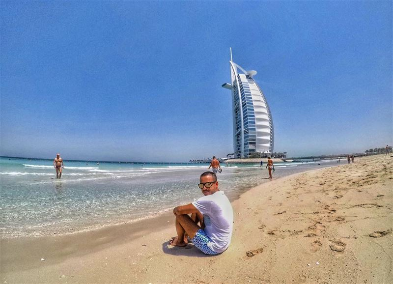 Have A Good Weekend! 🇦🇪 . @burjalarab @burjalarabofficial .......... (Burj Al Arab)