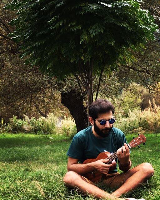 Lemon Tree - Fools Garden !..... songcover ukulele uke ukecovers ... (Lebanon)