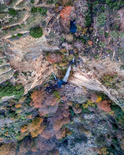 Hidden gems in Jezzine ... lebanon jezzine dji drones quadcopter ... (Jezzîne, Al Janub, Lebanon)