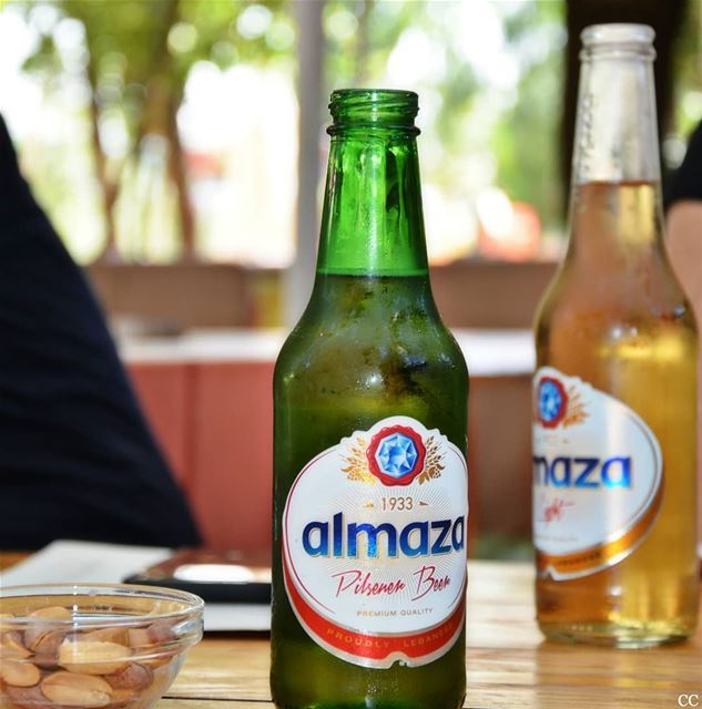 @almazaleb  lebanese  beer  livelovelebanon  livelovebeirut  picoftheday ...