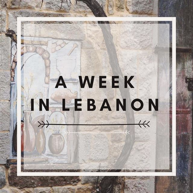 A blog to all the travel lovers, adventure seekers, culture enthusiasts,... (Lebanon)