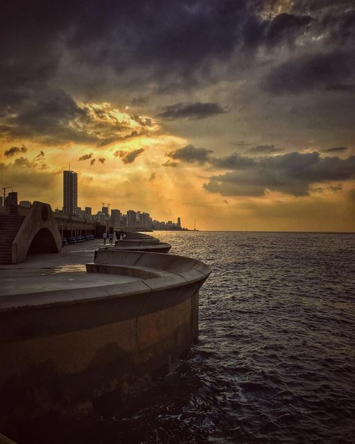 City of the dead, jaded souls and broken bones, a city to the ground burnt, (Beirut, Lebanon)