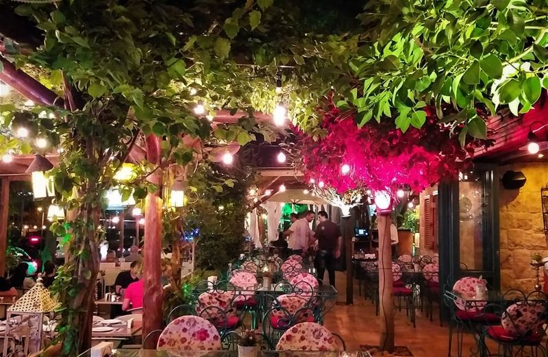 this time of the year 💜 provincial  jounieh  lebanon  liban  لبنان ... (Provincial Resto  - Café)