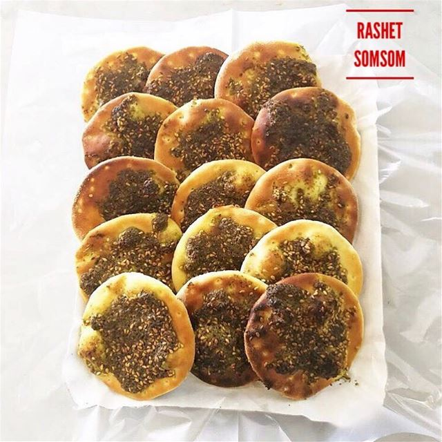 Wherever your desire can take you...We bake it fresh everyday😋😋😋RAS... (Rashet somsom - رشة سمسم)