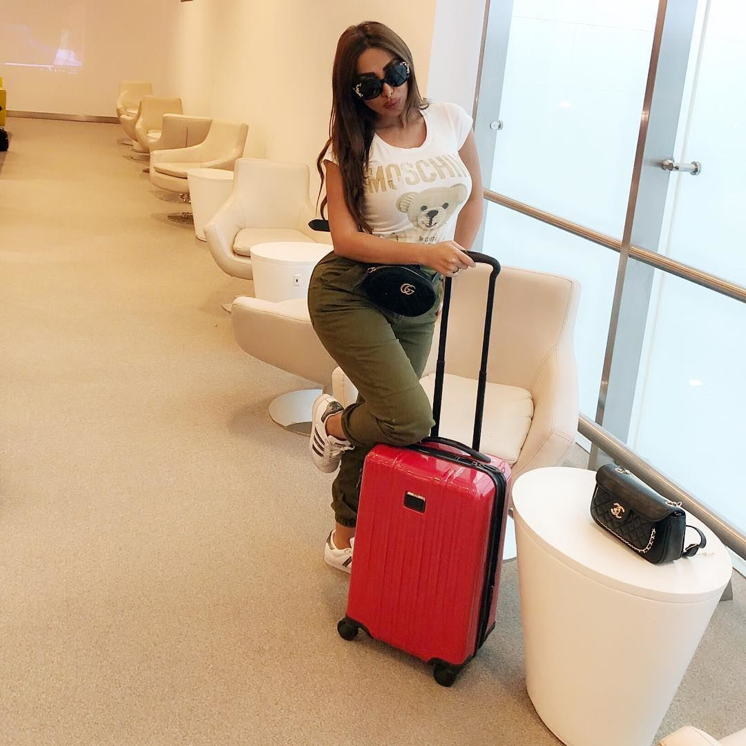 To beirut ✈️ lebanon beirut home sounaghassan travel mea سونا_غسان (Business Class Lounge at Concourse D at Dubai International Airport)