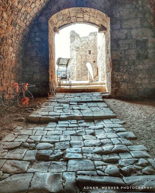 Citadel of Raymond de Saint-Gilles ❤️tripoli ❤️ travel traveling ... (Citadel of Raymond de Saint-Gilles)