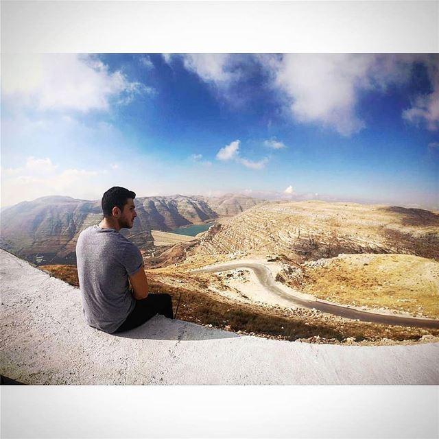◻ hiking hikingadventure lebanon marcharbel serenity explore ... (Mar Charbel Annaya)