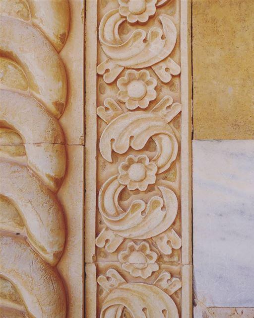 Underrated Art 💟 lebanon beiteddine beiteddinepalace ... (Beit Ed-Deen, Mont-Liban, Lebanon)
