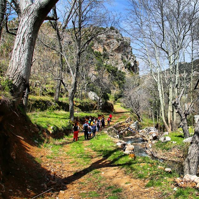 Join @promaxsports this Sunday, October 28 to Hike from Tannourine to... (Tannurin Al Fawqa, Liban-Nord, Lebanon)
