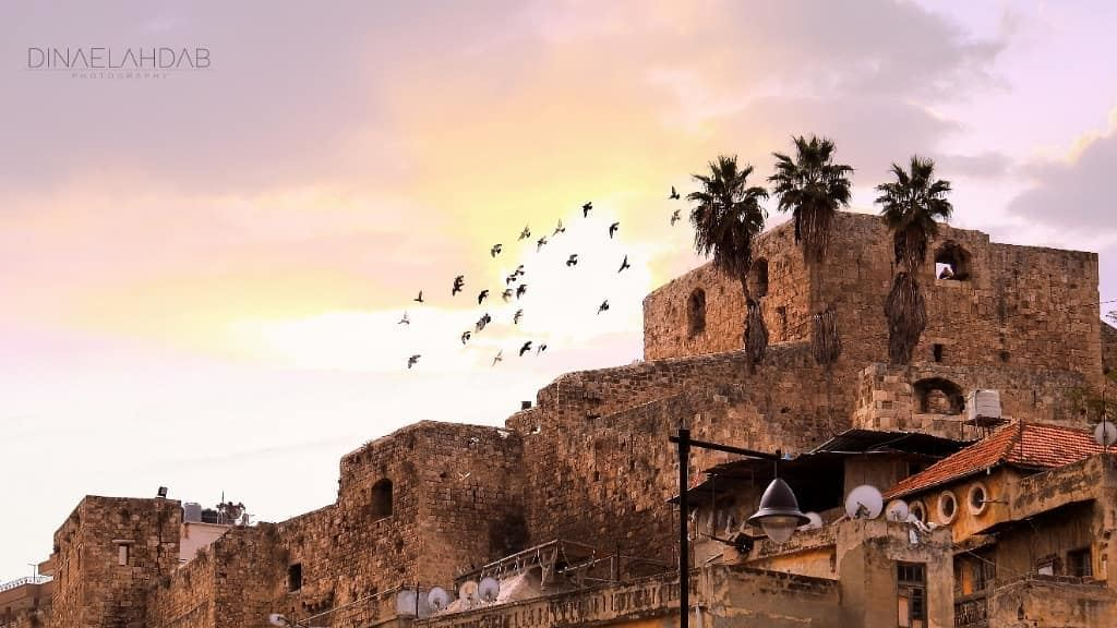 Even though the history of Tripoli dates back at least to the 14th century... (Tripoli, Lebanon)