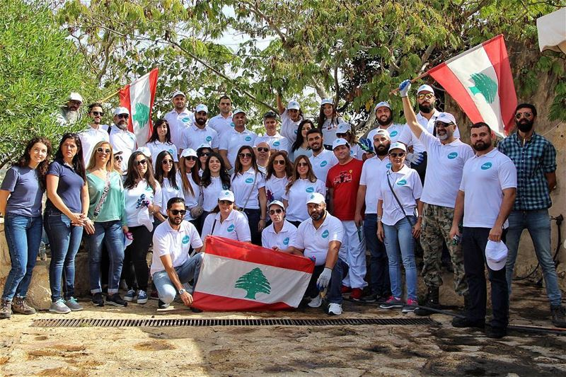 For the fourth year on a row @touchlebanon is partnering with @lebanonrefo (Qana, Lebanon)