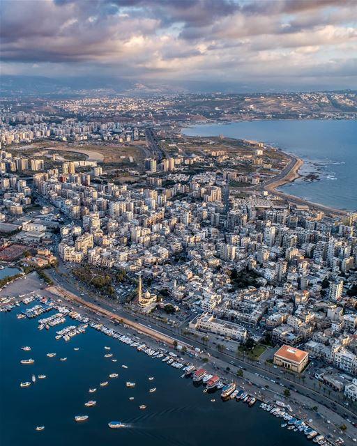 Northern capital ... lebanon mina tripoli dji drones quadcopter ... (Tripoli, Lebanon)